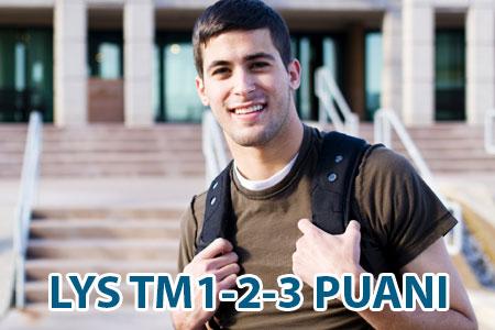LYS TM-1 TM-2 TM-3 puan türleri nedir?