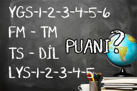 YGS-1-2-3-4-5-6, MF-1-2-3-4, TM-1-2-3, TS-1-2 ve DİL-1-2-3 LYS 1-2-3-4-5 nedir?
